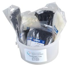 PRO POWER ACTKIT4-600  Cable Tie Kit 600 Pce
